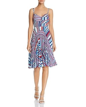Parker Dresses MAGNA PLEATED DRESS
