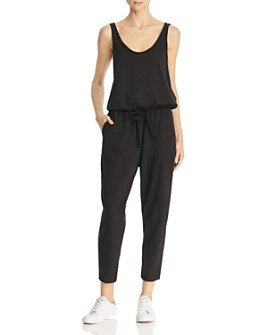 ATM Anthony Thomas Melillo - High Torsion Tank Jumpsuit
