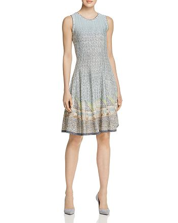 NIC and ZOE - Sunny Days Print Twirl Dress