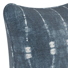 "Sparrow & Wren - Bali Indigo Down Pillow, 20"" x 20"""