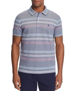 588da954 Brooks Brothers Men's Designer Polo Shirts: Short & Long Sleeves ...