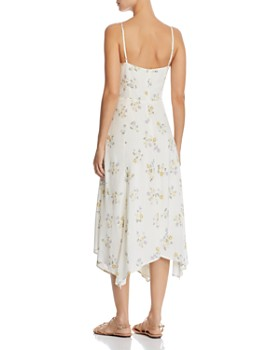 WAYF - Hampshire Handkerchief Midi Dress