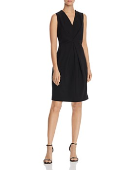 nanette Nanette Lepore - Envelope-Front Dress
