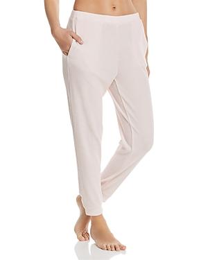 Natural Skin Whitely Waffle-Knit Lounge Pants
