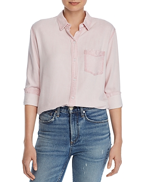 Rails Ingrid Button-Front Shirt-Women
