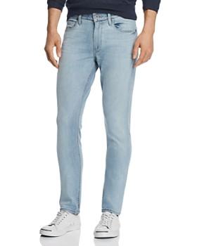 PAIGE - Croft Skinny Fit Jeans in Renfro
