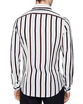 REISS - Capaldi Striped Slim Fit Shirt