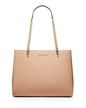 c9dfe9e026a0 MICHAEL Michael Kors - Ellis Large Leather Tote ...