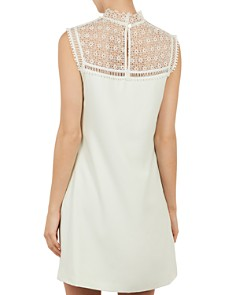 Ted Baker - Carsey Lace-Inset Tunic Dress