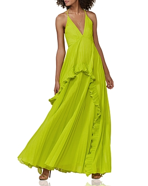 Halston Heritage Dresses PLEATED DRESS