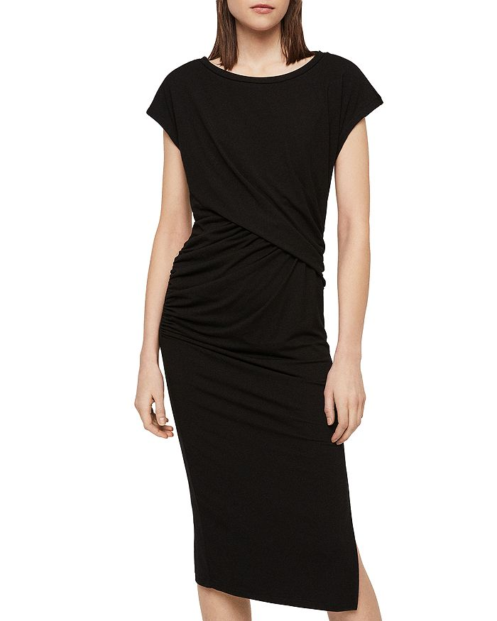 ALLSAINTS - Kasia Ruched Dress