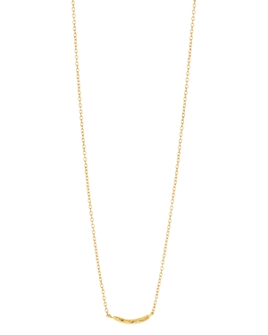 Gorjana Accessories TANER BAR PENDANT NECKLACE, 18