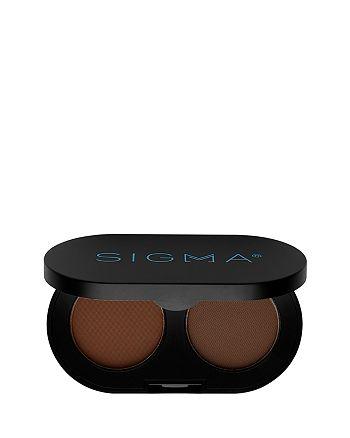 Sigma Beauty - Color + Shape Brow Powder Duo