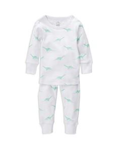 Aden and Anais - Boys' Two-Piece Brontosaurus Pajama Set - Baby