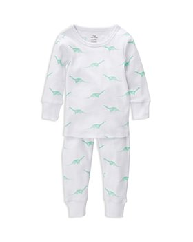 Aden and Anais - Boys' Two-Piece Brontosaurus Pajama Set - Baby