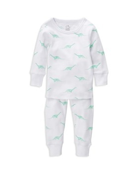 Aden and Anais - Boys' Two-Piece Brontosaurus Pajama Set - Baby ...