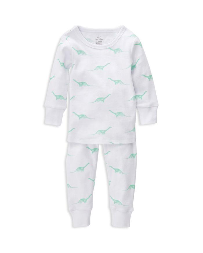 Aden and Anais Boys' Two-Piece Brontosaurus Pajama Set - Baby  | Bloomingdale's