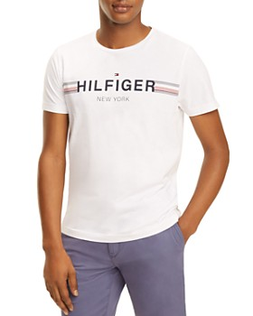 465614f4 Tommy Hilfiger - Corp Flag Logo Graphic Tee ...