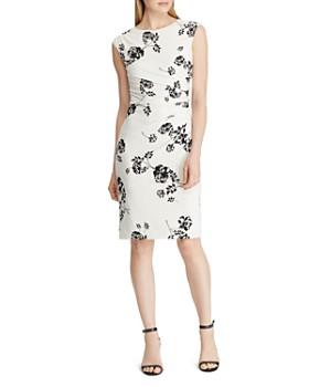 5a565f93d89 Ralph Lauren - Floral Jersey Dress ...