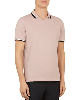 Ted Baker - Flat Knit Regular Fit Polo