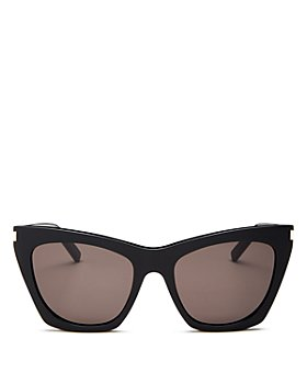 Saint Laurent - Women's Kate Cat Eye Sunglasses, 55mm