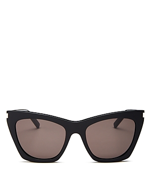 Saint Laurent Women's Kate Cat Eye Sunglasses, 55mm