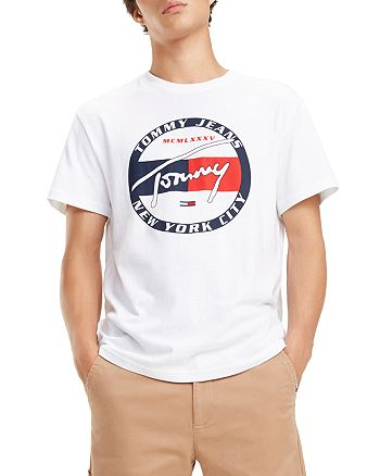 Tommy Jeans - Circle Logo Graphic Tee
