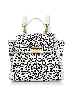 ZAC Zac Posen - Eartha Eyelet Convertible Backpack