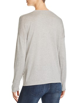 Eileen Fisher - V-Neck Sweater