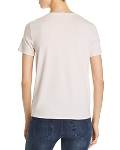 Eileen Fisher - Crewneck Tee - 100% Exclusive