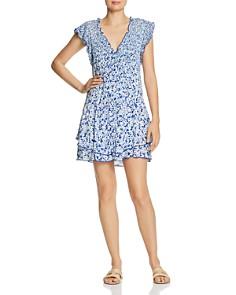 Poupette St. Barth - Nada Ruffled Mini Dress