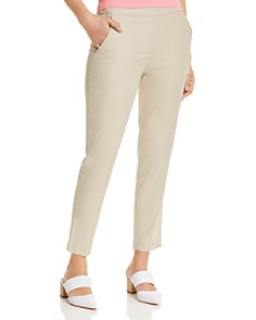 Kenneth Cole - Straight-Leg Pants