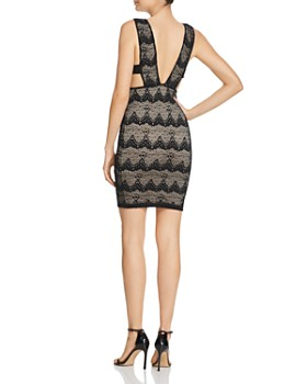 Nightcap - Lace Mini Dress