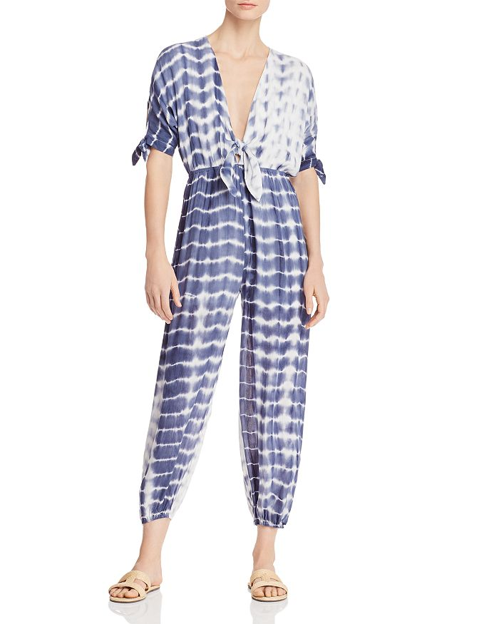 Sage the Label - Hacienda Tie-Dyed Jumpsuit