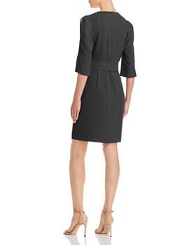 Marella - Katana Belted Bow-Detail Dress