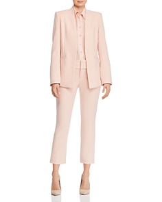 Alice and Olivia - Jerri Stand-Collar Blazer