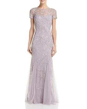 2e5e1c77576 Adrianna Papell - Embellished Godet Gown ...