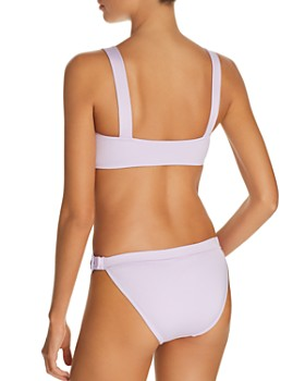kate spade new york - Daisy Buckle Bikini Bottom