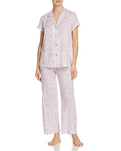 Natori - Floral Knit PJ Set