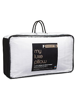 Bloomingdale's - My Luxe Asthma & Allergy Friendly® Down Pillows - 100% Exclusive