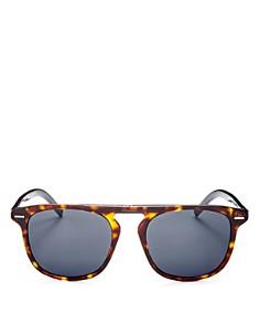 Dior - Men's Black Tie Flat Top Square Sunglasses, 51mm