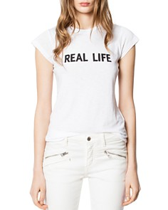 Zadig & Voltaire - Real Life Tee