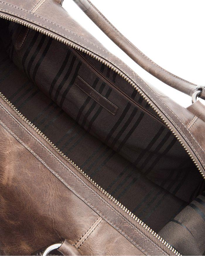 7798803a347 Frye Logan Overnight Leather Duffle Bag