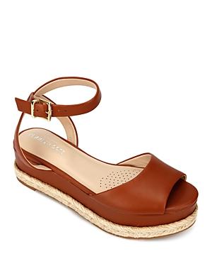 Kenneth Cole Women's Lorelei Ankle Strap Platform Sandals
