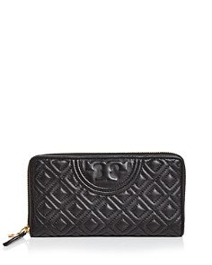 Tory Burch - Fleming Continental Zip Wallet