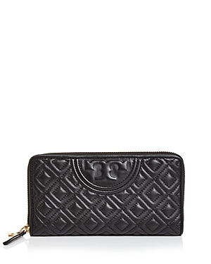Tory Burch Fleming Continental Zip Wallet