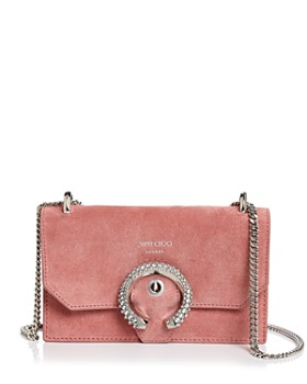 Jimmy Choo - Paris Suede Crossbody