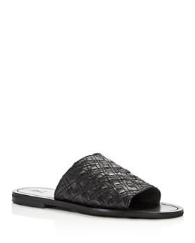 Frye - Women's Robin Woven Slide Sandals