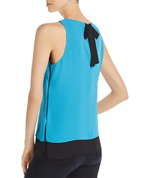 Le Gali - Alyssa Layered Sleeveless Blouse - 100% Exclusive