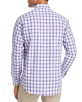 TailorByrd - Carver Plaid Classic Fit Button-Down Shirt